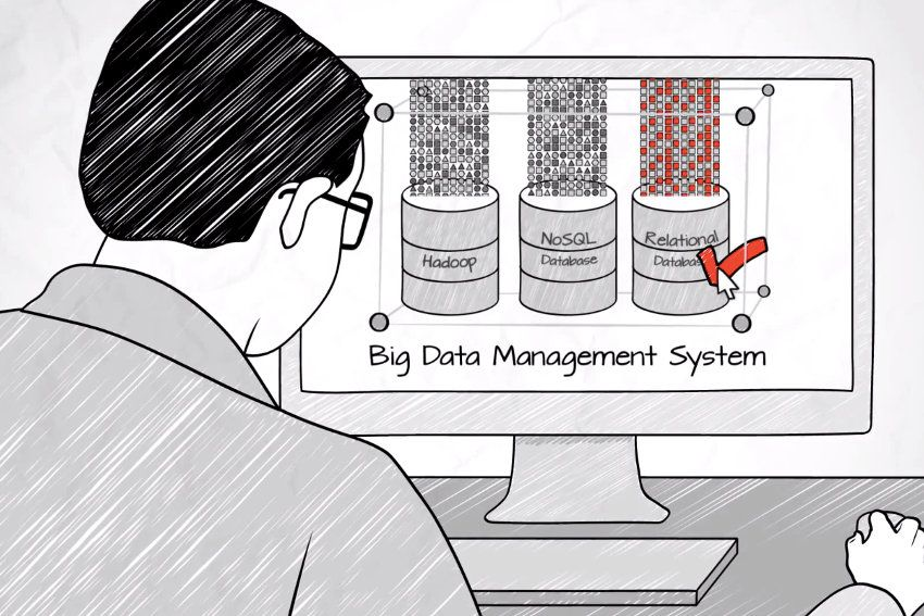 Oracle Big Data Sql Ingenious Move Bridges Database With Hadoop And Nosql Big Data Sql Data