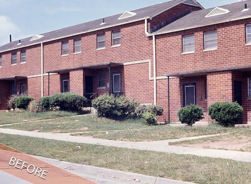 Carver Homes Based On Income Apartments