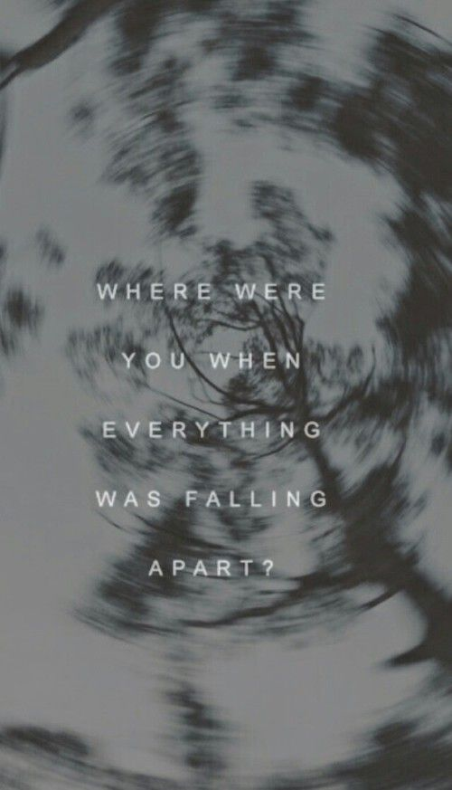 Falling In Reverse Wallpapers For Samsung Such A Thoughtful And Heartbreaking Song The Fray You