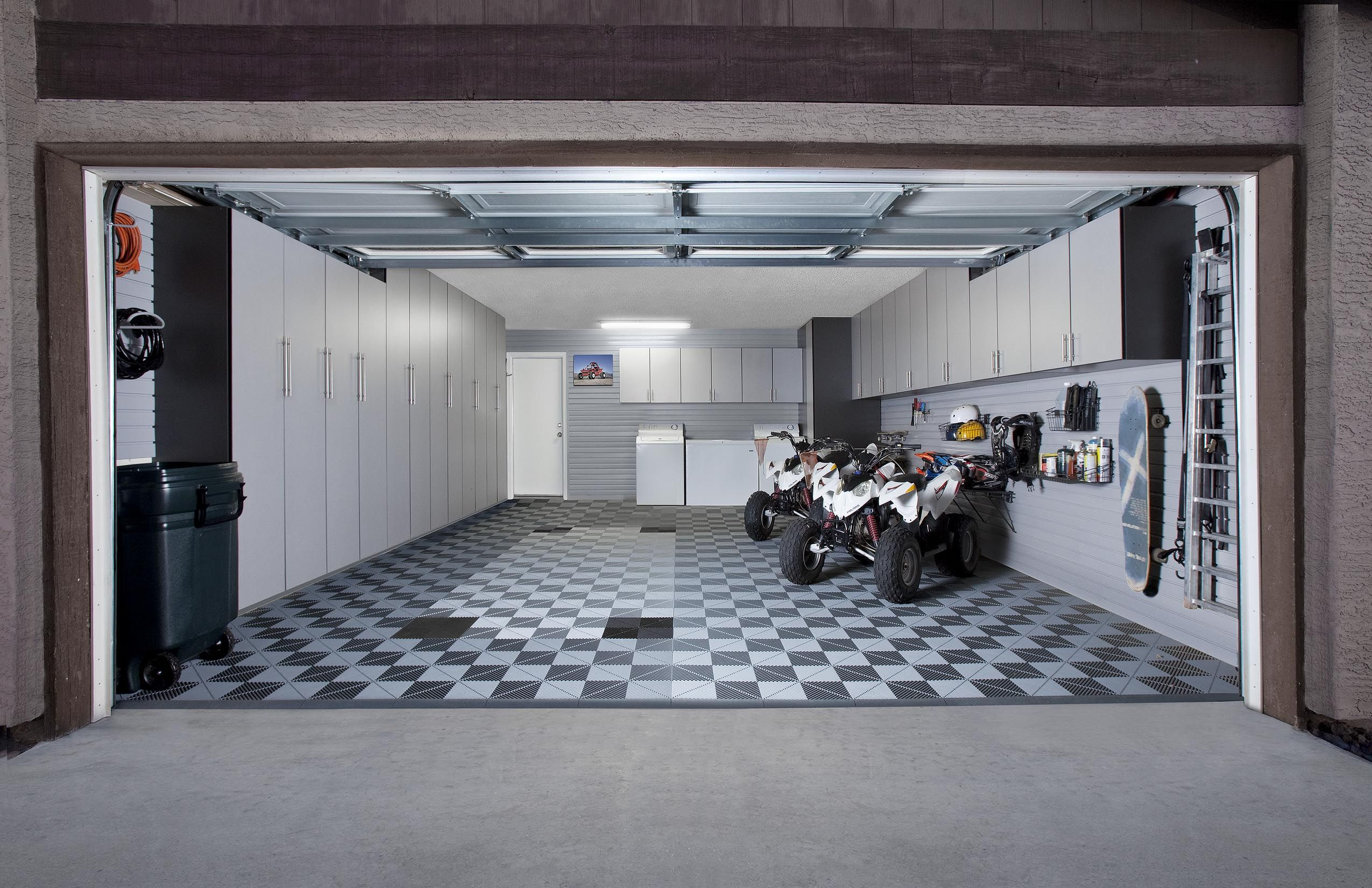 Realtimecampaign Com Communicates Advantages Of Garage Flooring