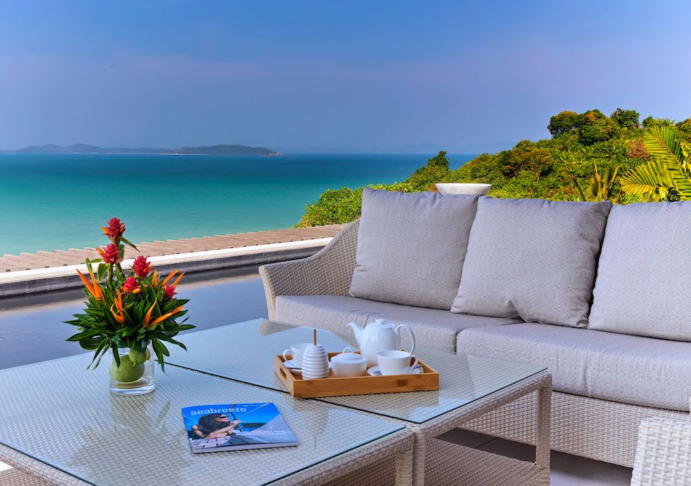 This provides an ideal tropical environment to a contemporary living space while also enabling breezy air circulation. http://www.theluxurylisting.com/villa-oceans-11-phuket/