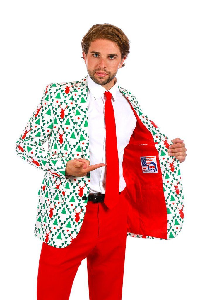 Shinesty Christmas Suits.Pre Order The Og Reindeer Ugly Christmas Sweater Suit