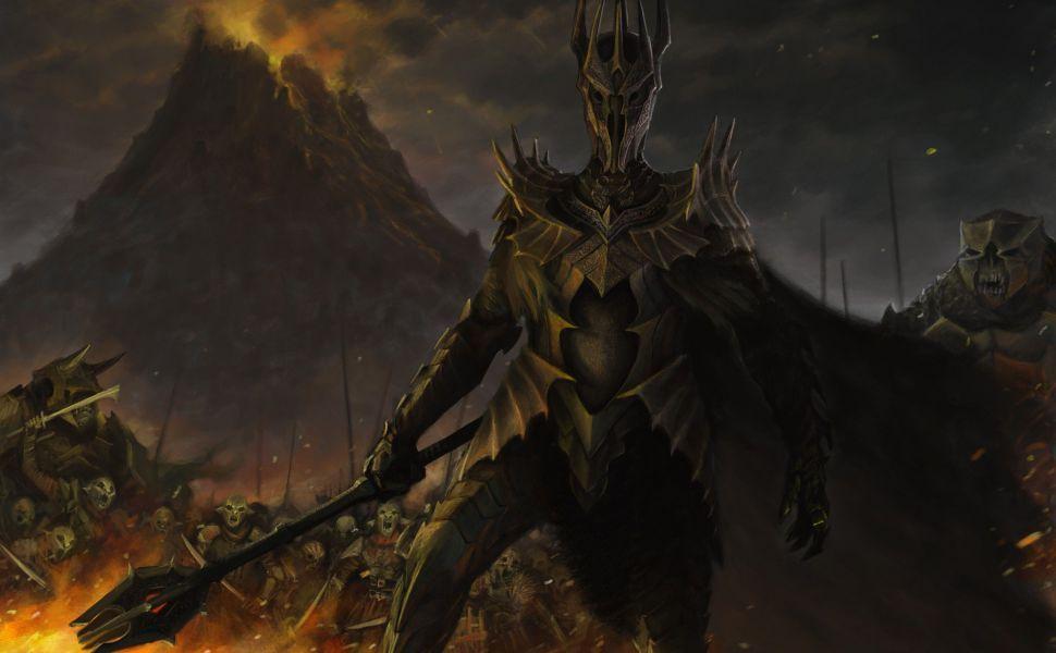 Sauron HD Wallpaper Wallpapers Hobbit art, Lord of the