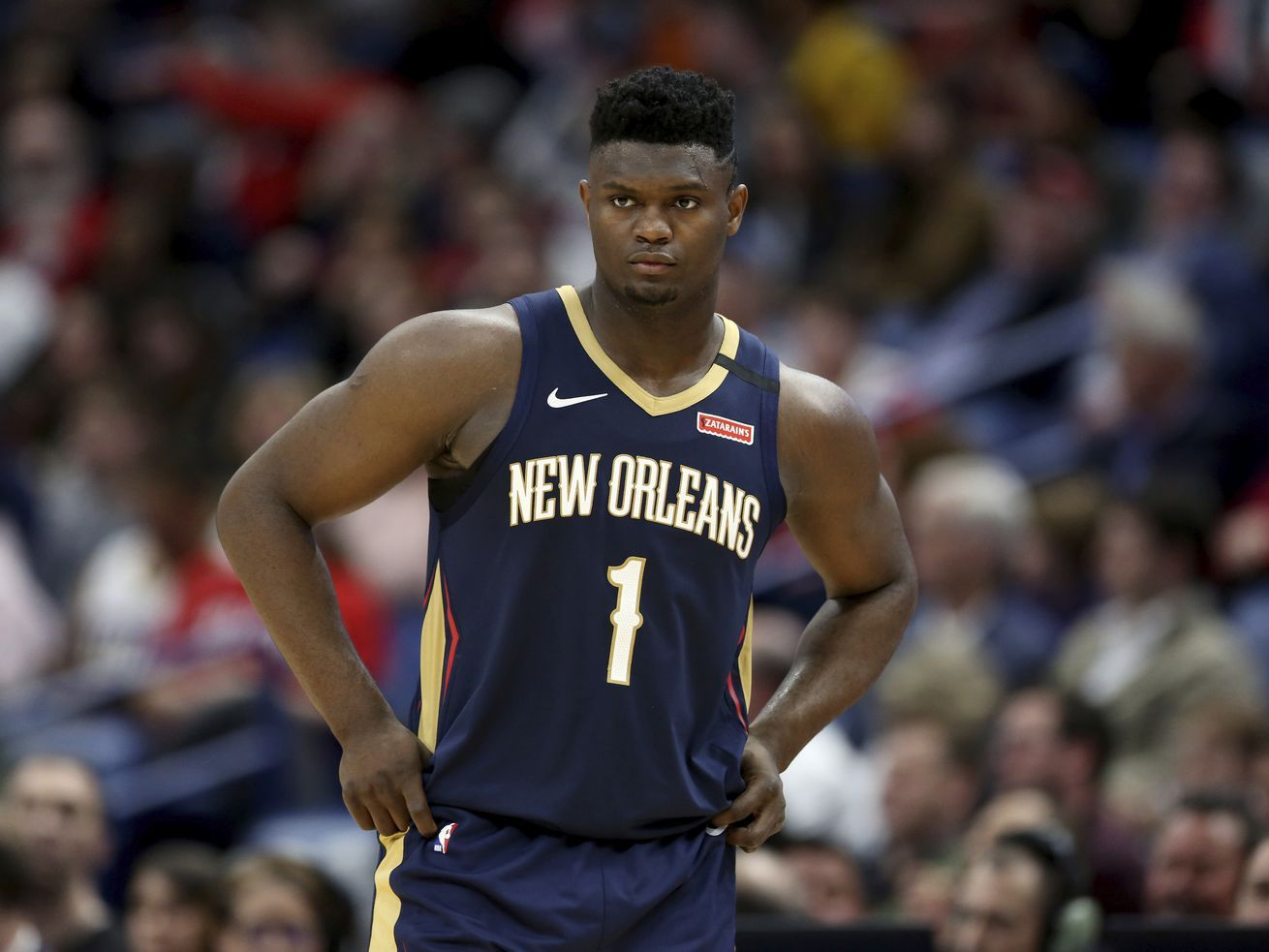 Zion Williamson expected to be available against Utah Jazz