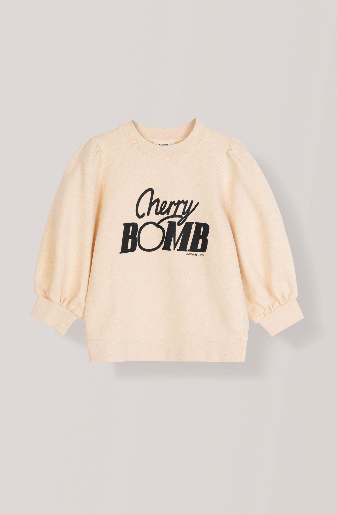 Lott Isoli Sweatshirt, Cherry Bomb, Anise Flower