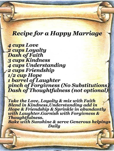 Combat Boots & Diamond Rings: Recipe for a Happy Marriage