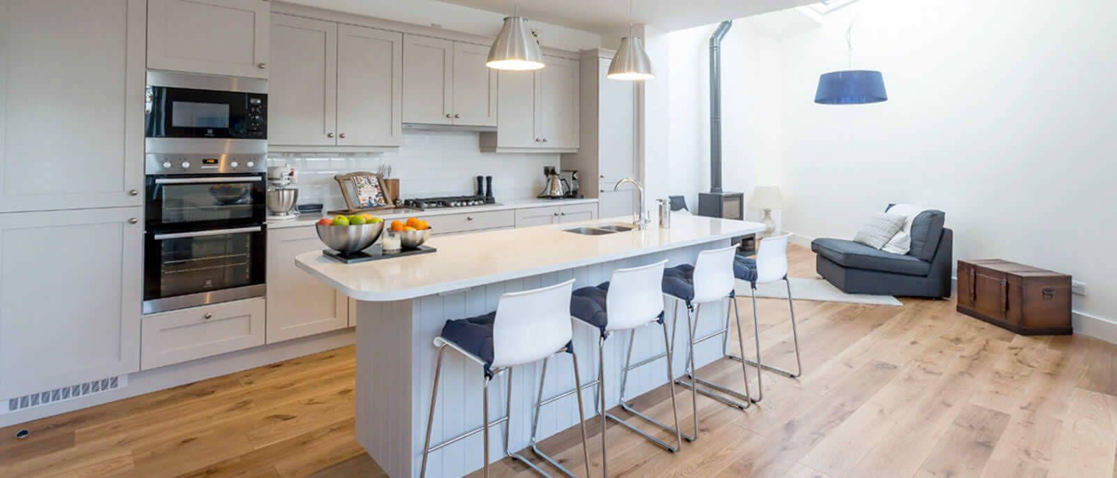 Kitchens Nolan Contemporary Fitted Geaneys Kitchen Design Cork Best Designer Kitchen Tables Inspiration Design