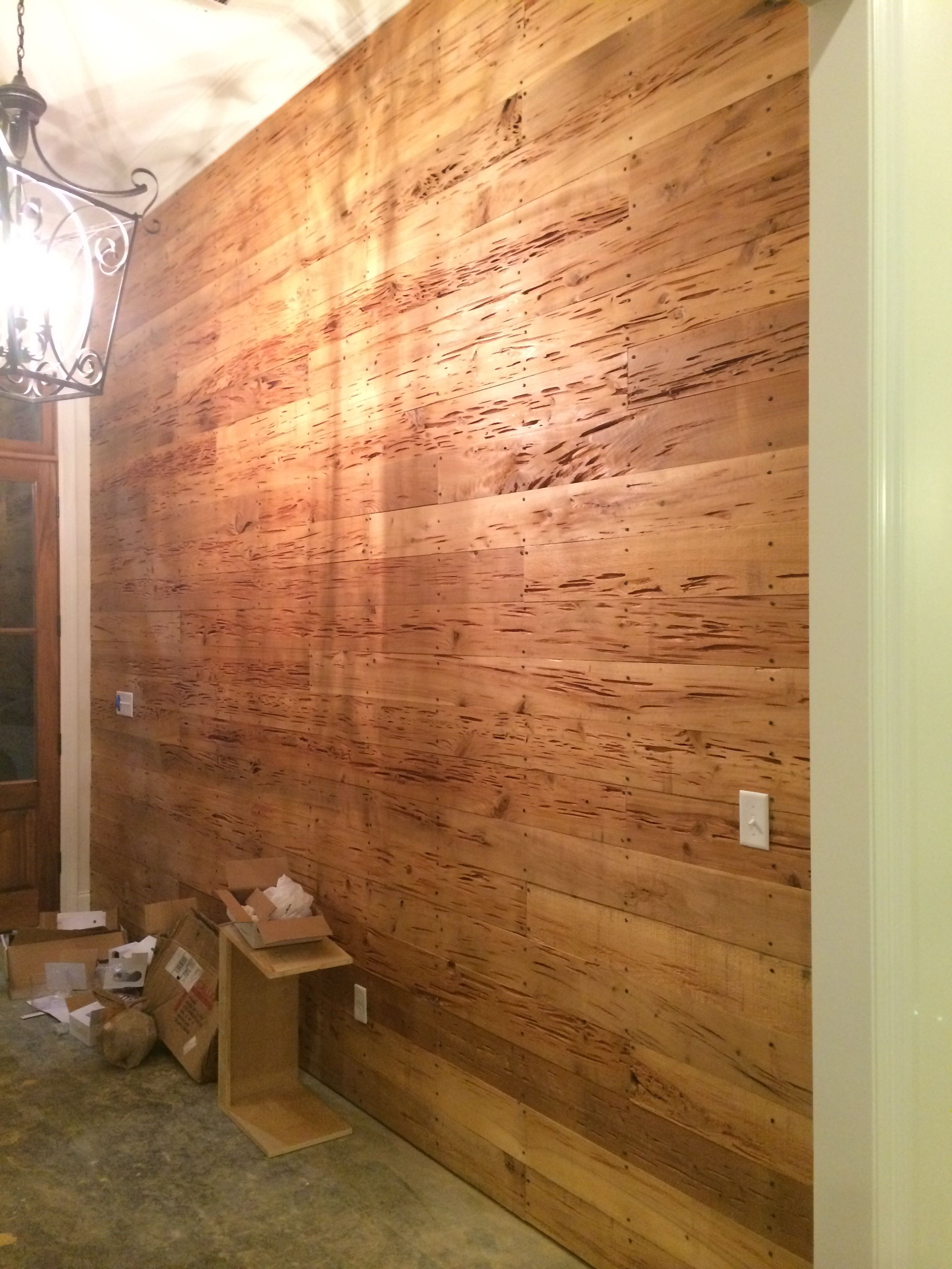 Interior Wood Paneling: Love Love Love Interior Pecky Cypress
