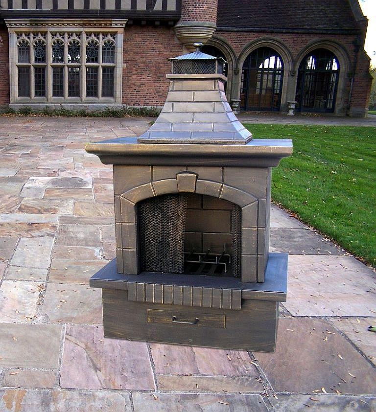 35 Cool Outdoor Deck Designs: Backyard Fireplace, Backyard