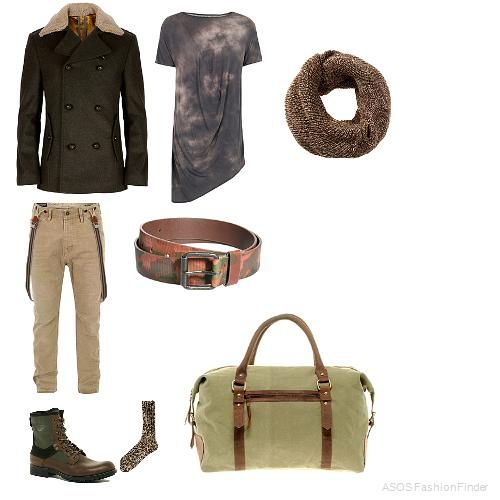 Winter swag | Men's Outfit | ASOS Fashion Finder