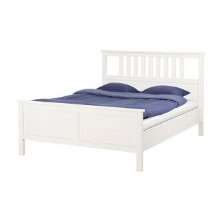 Vendo estructura cama, tinte blanco serie Hemnes incluye
