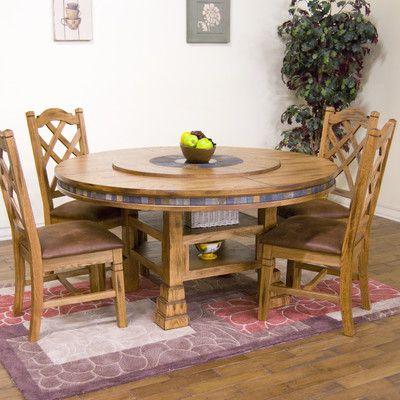 Sunny Designs Sedona 5 Piece Dining Set U0026 Reviews | Wayfair