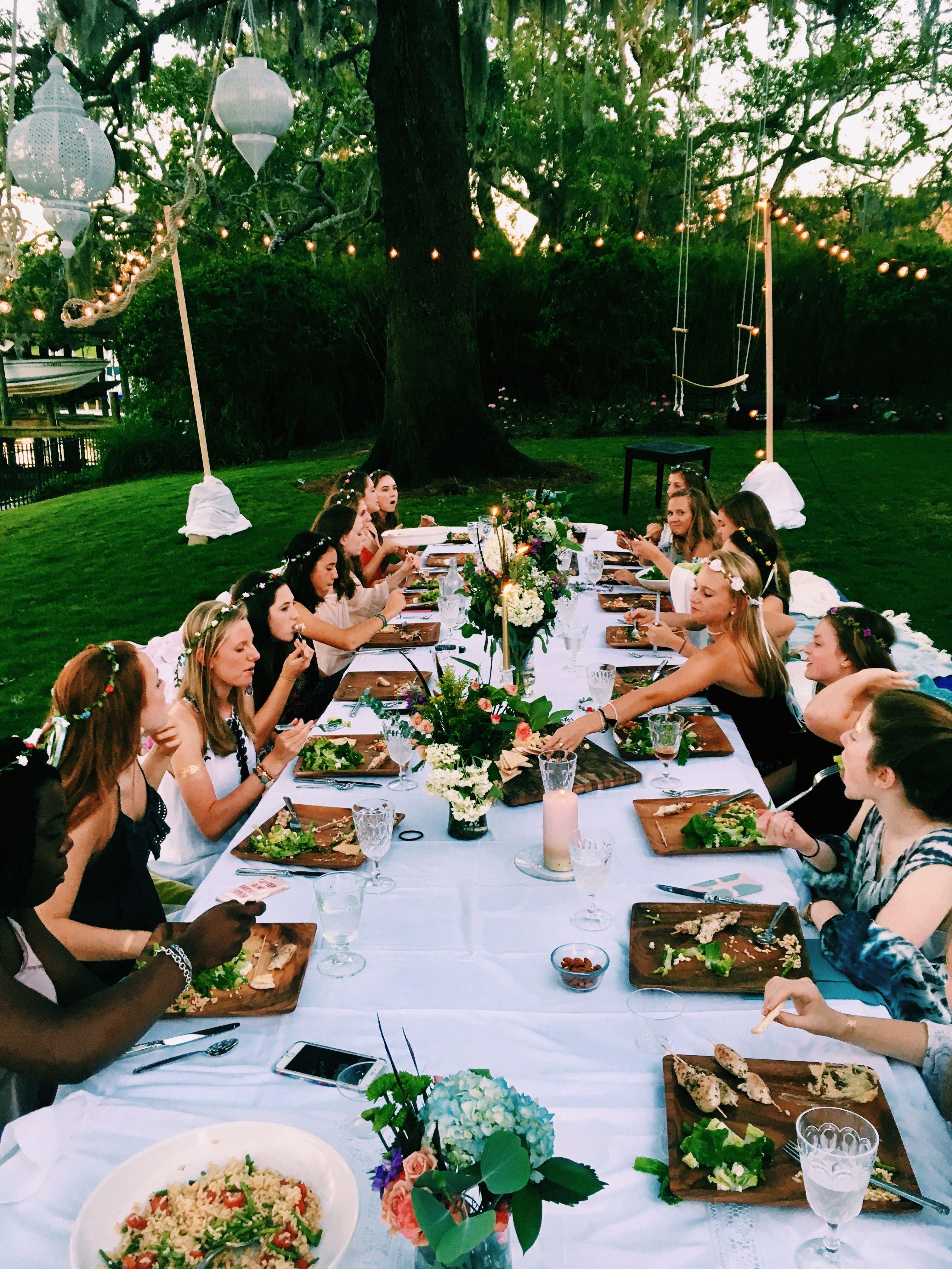 Boho garden party #happybirthdayTanner   Boho garden party ...