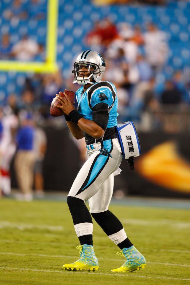 Cam Newton Carolina panthers football, Carolina panthers
