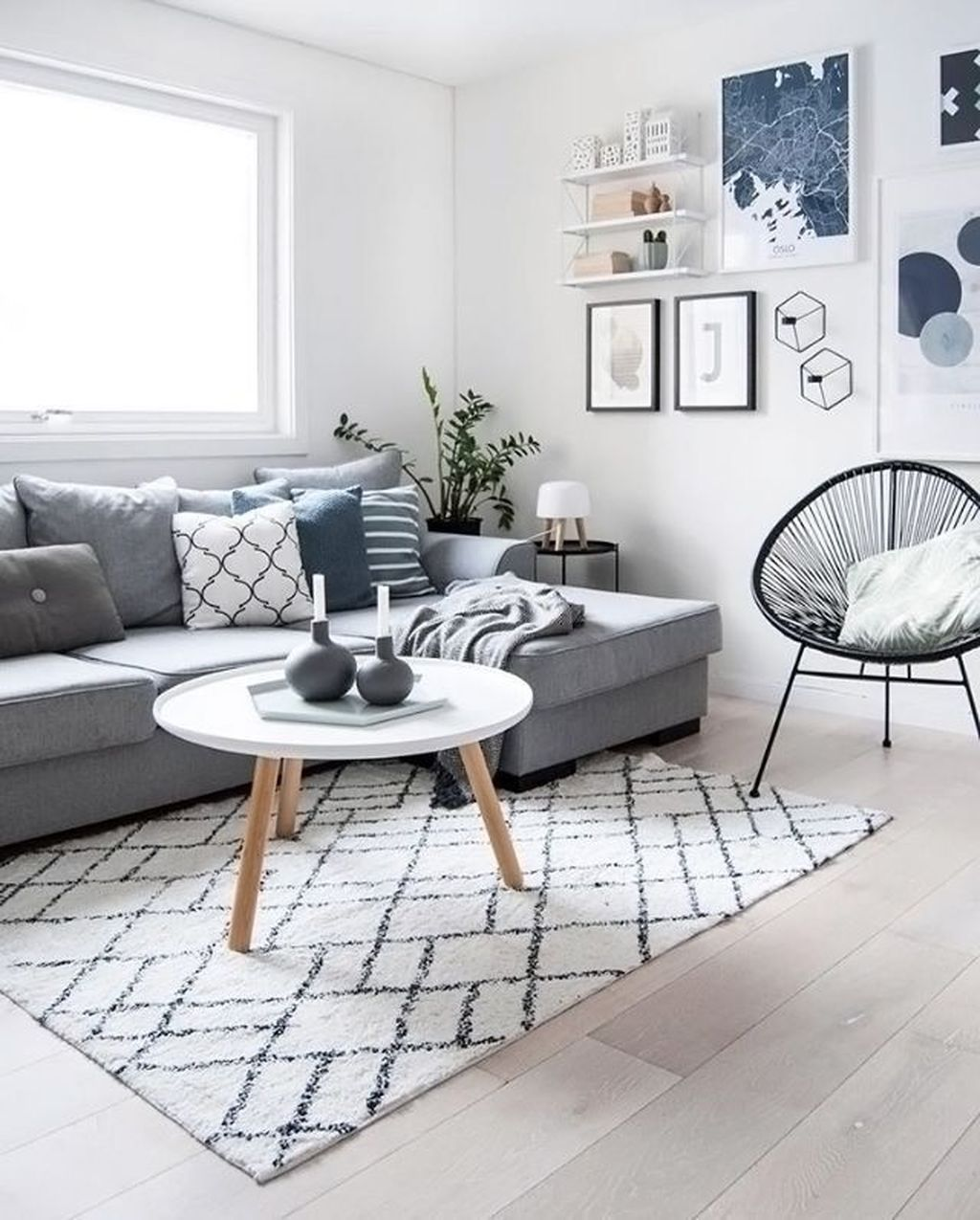 Nice 30 Affordable And Unique Living Room Shelving Ideas More At Https Www Tre Scandinavian Design Living Room Living Room Scandinavian Living Room Designs