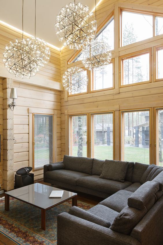 Classic Collection Traditional Scandinavian Style Log Homes For Quality Living Honka Log Home Interiors Log Homes Log Home Living