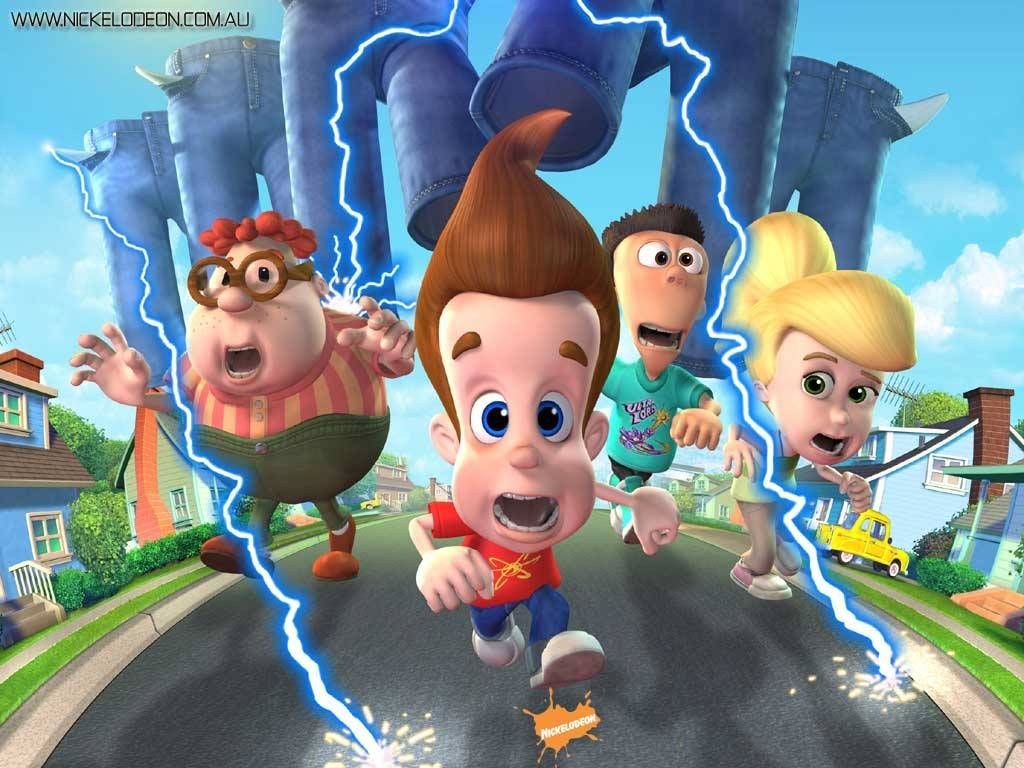 Jimmy Neutron Wallpaper Jimmy Neutron Jimmy Neutron Childhood Tv Shows Old Nickelodeon Shows