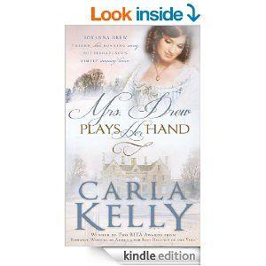 Mrs. Drew Plays Her Hand - Kindle edition by Carla Kelly. Romance Kindle eBooks @ Amazon.com.