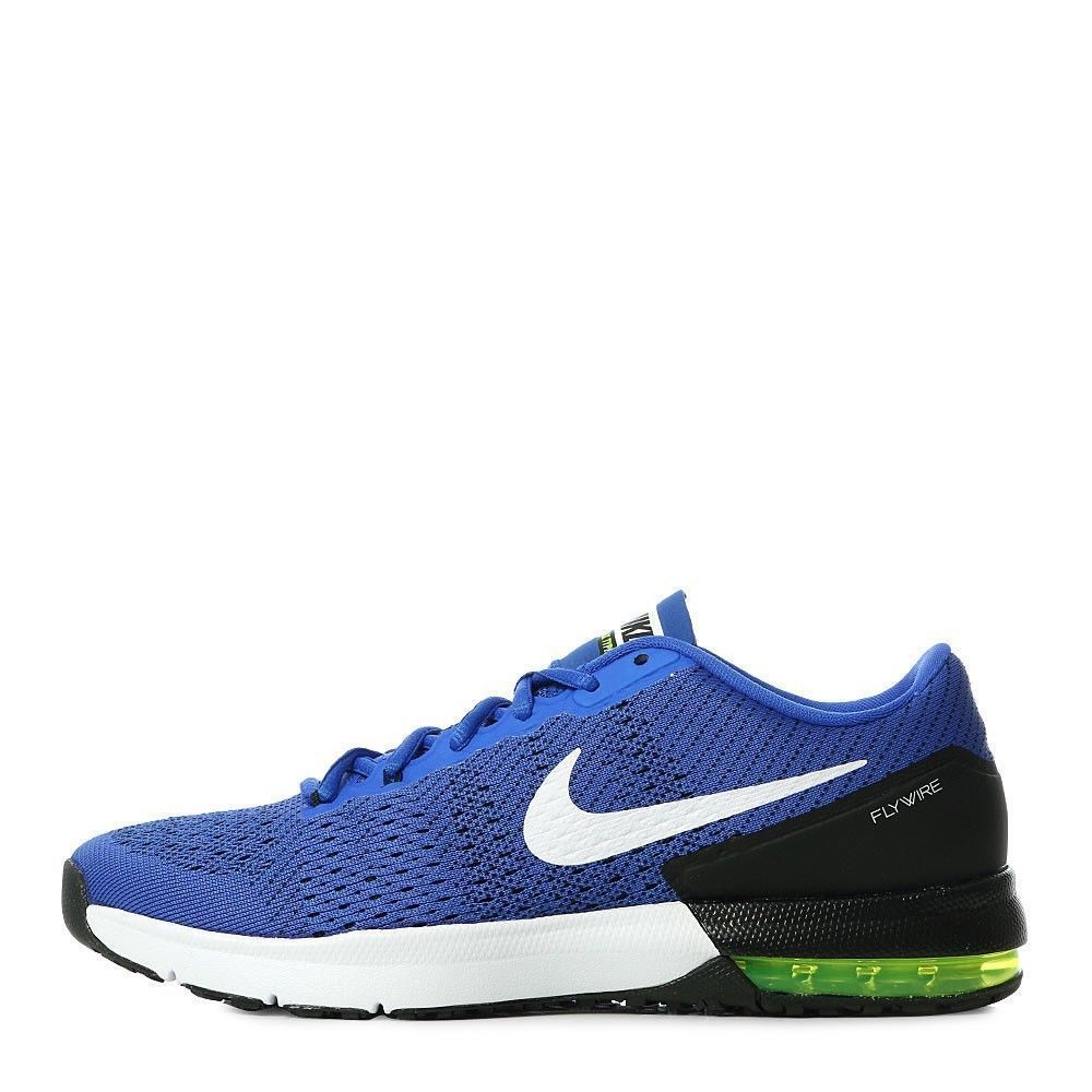 New Nike Men S Air Max Typha Training Shoes Racer Blue White