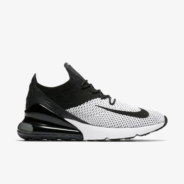 a123852b23 Nike Air Max 270 Flyknit Black/White in 2019 | Sneakers | Nike air ...