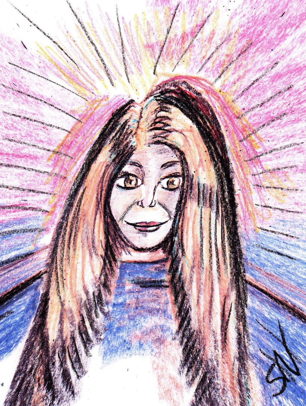 treasure box pencil paper paint create color drawing