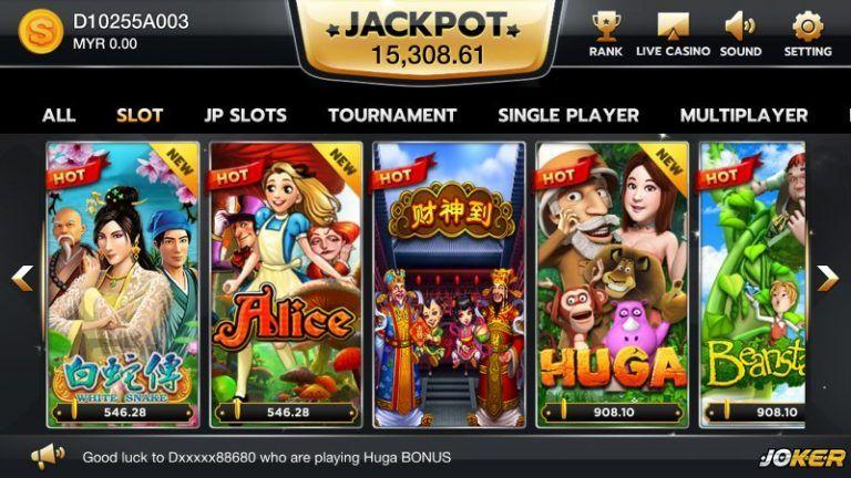 Joker123 Register ID | iOS & Apk Download Link | Livemobile