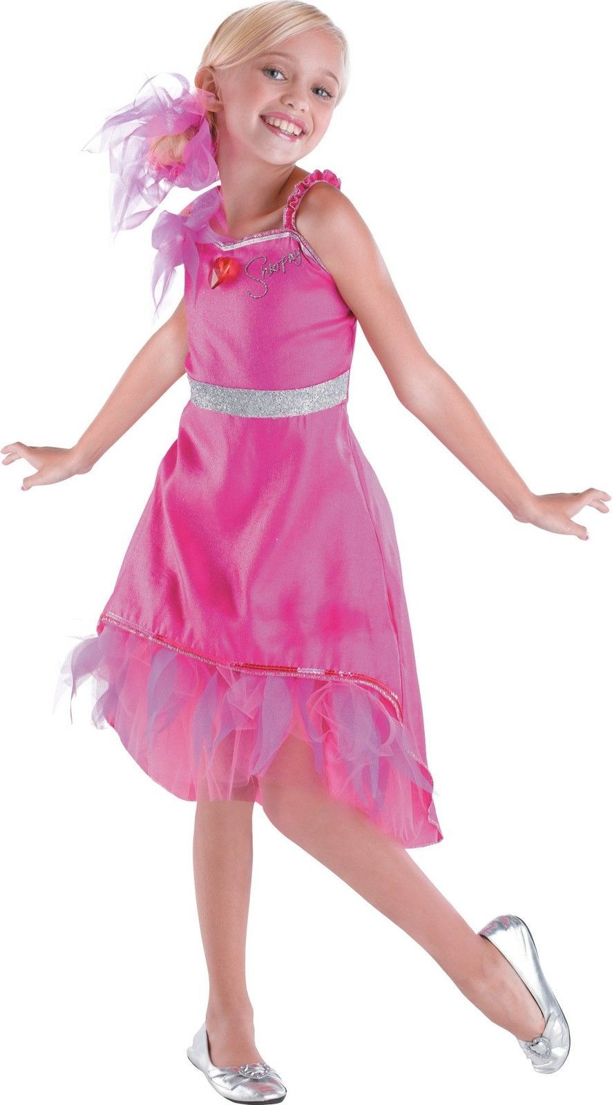 HSM 3 Sharpay Prom Deluxe Child Costume | eBay | Cool outfits Bella ...