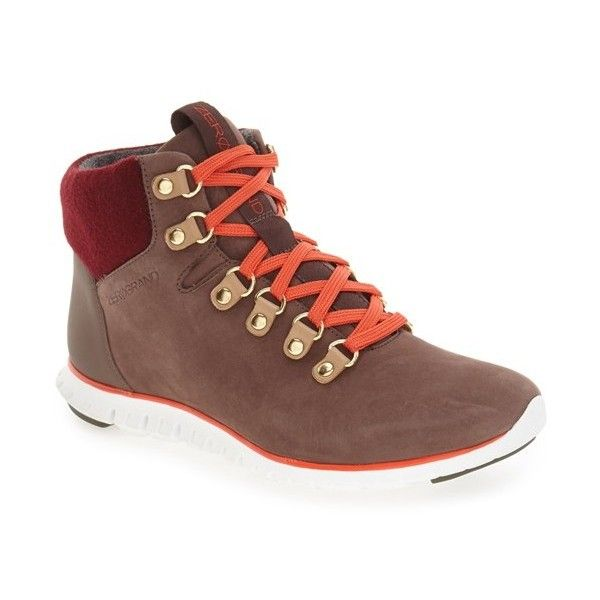 d0709594e65 Women s Cole Haan  2.zerogrand  Waterproof Hiking Boot (£200) ❤ liked on  Polyvore featuring shoes