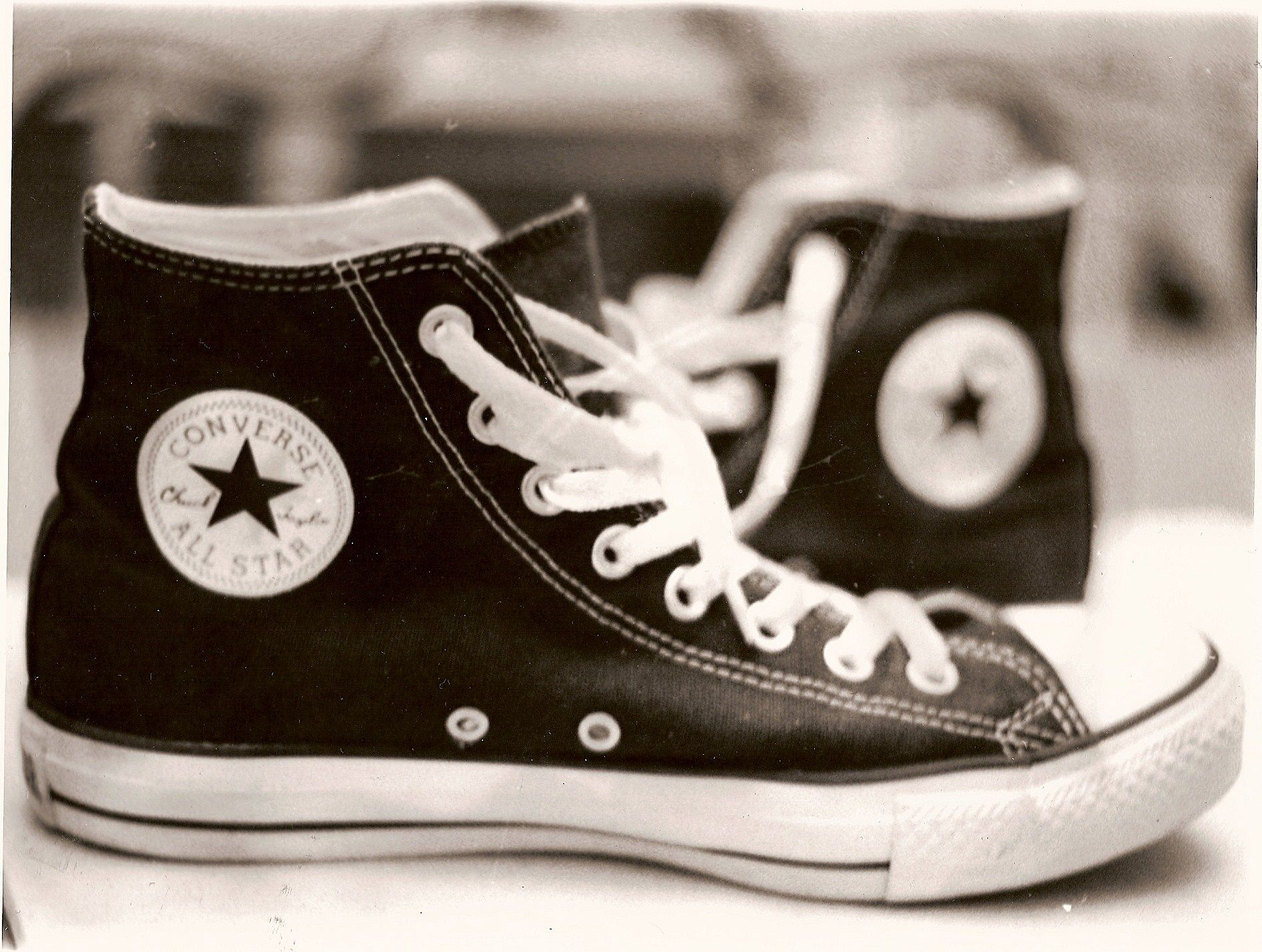 black and white photography converse my photos