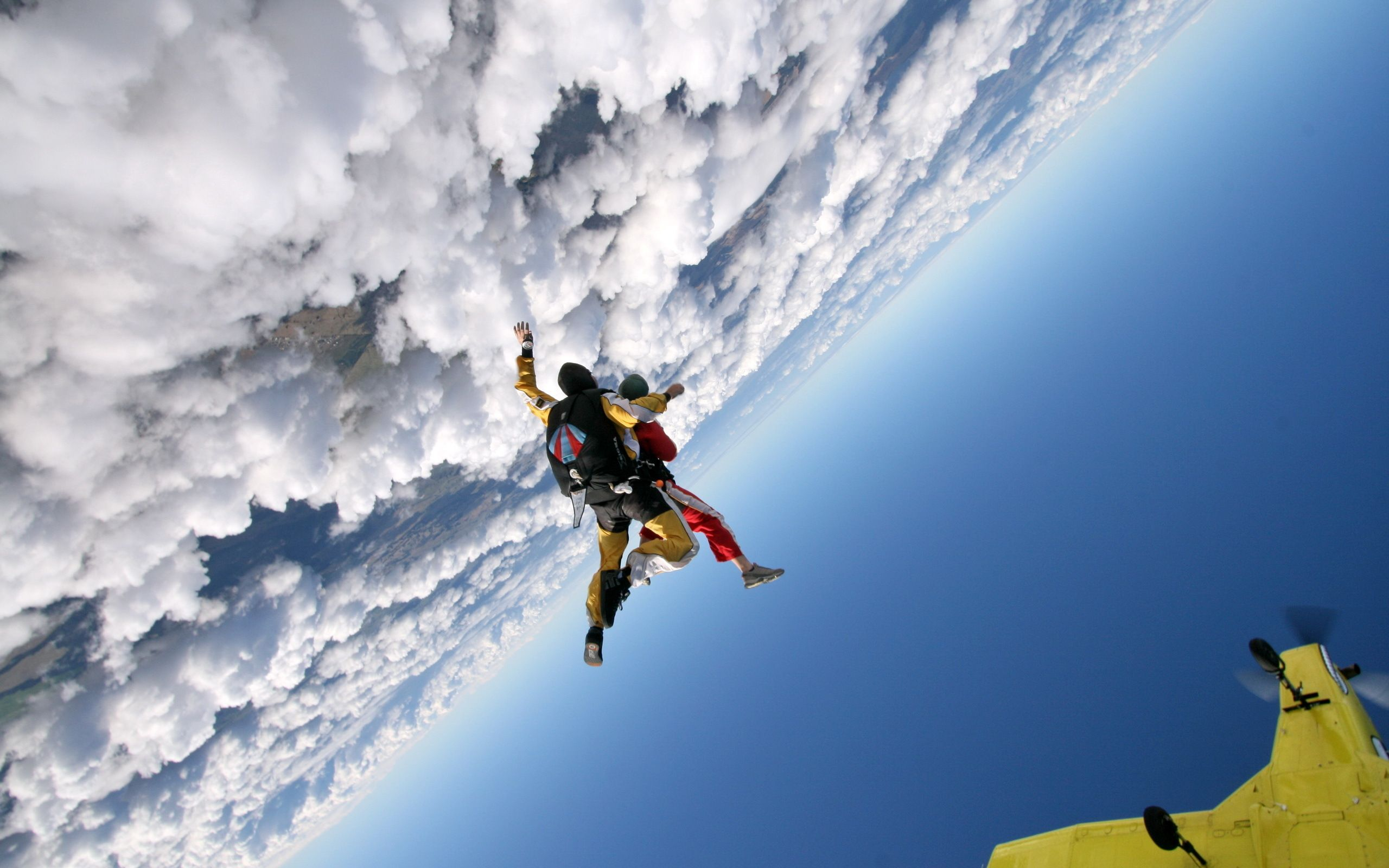 Nice Hd Skydive Image For Free Skydiving Sports Wallpapers