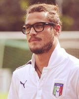 Pablo Osvaldo...glasses get me every time.