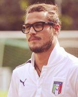 Pablo Osvaldo...glasses get me every time.