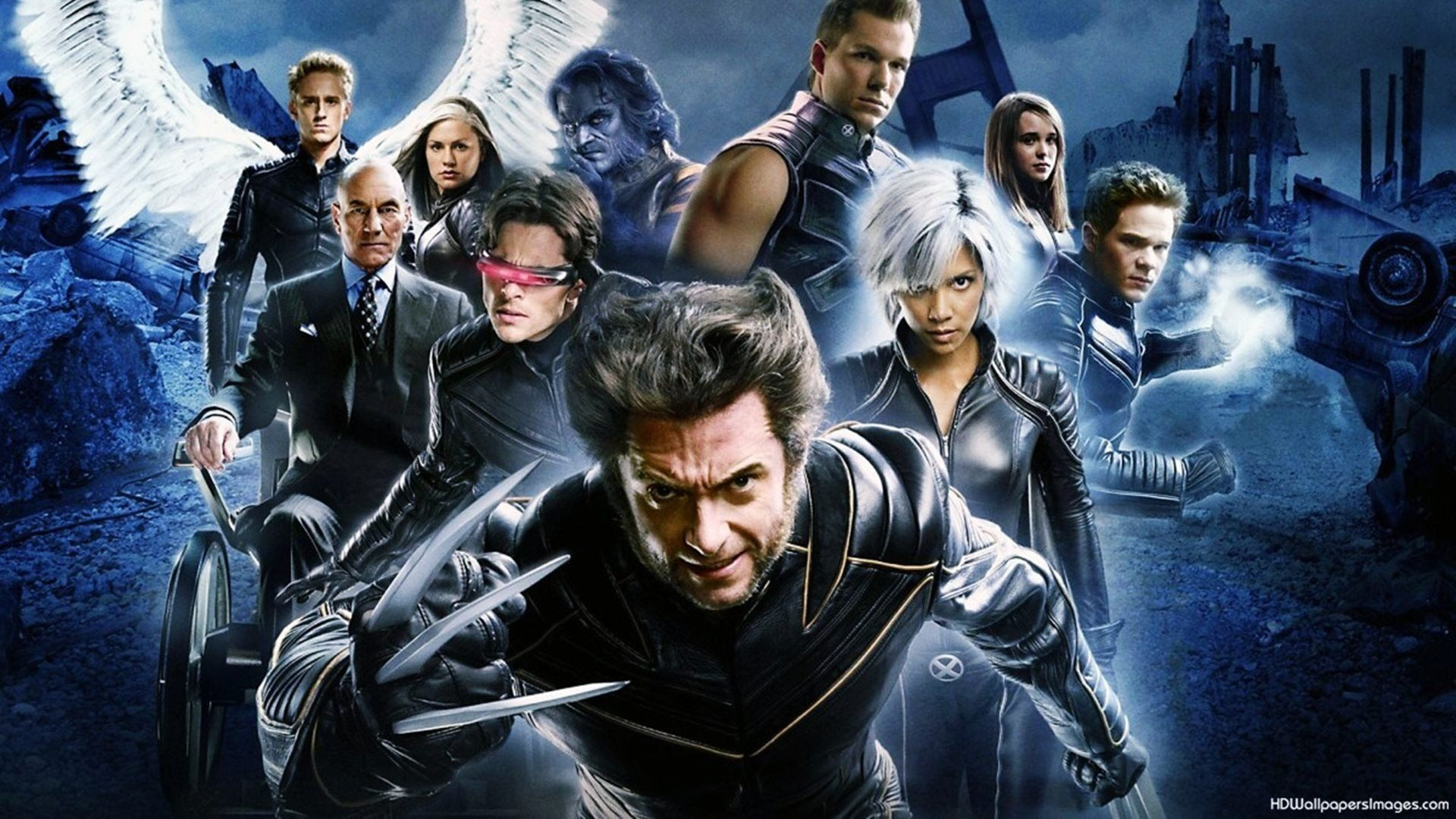 Undefined X Men Movie Wallpaper 51 Wallpapers