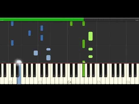 Tones And I Dance Monkey Piano Cover Midi Tutorial Sheet App