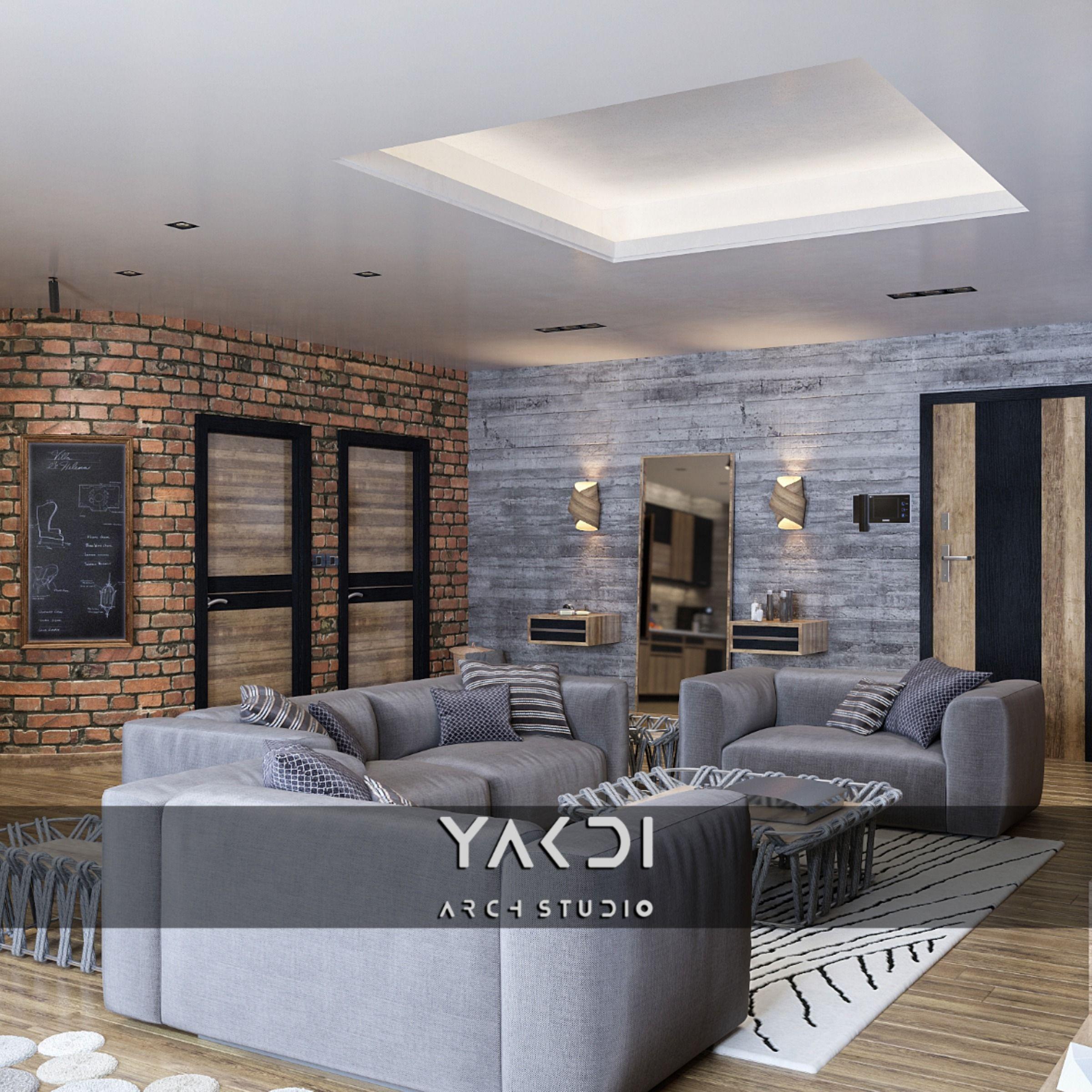 Salon صالة معيشة 2017 Interiors Interior Design Design