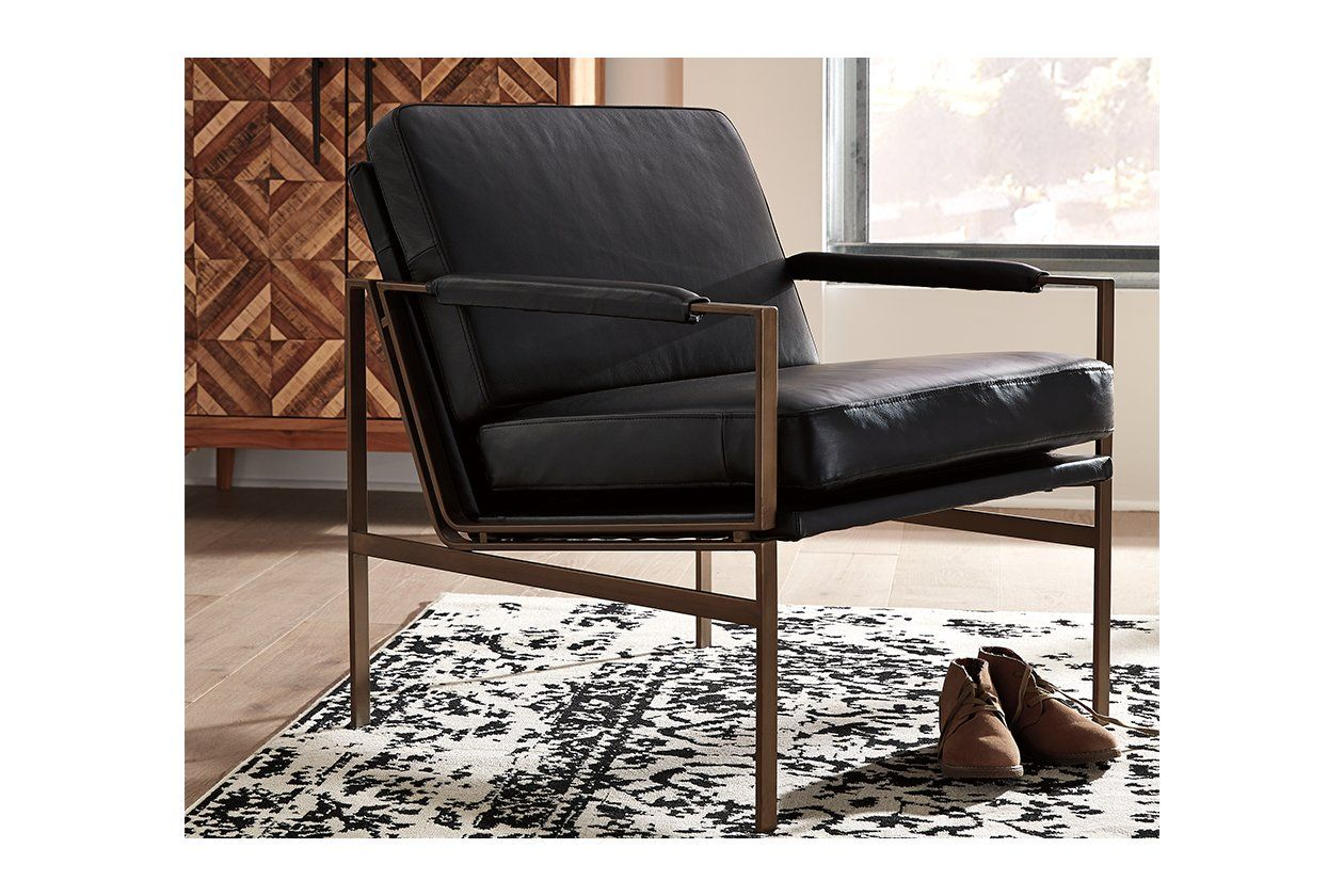 Puckman Accent Chair Black Accent Chairs Chair At Home Store