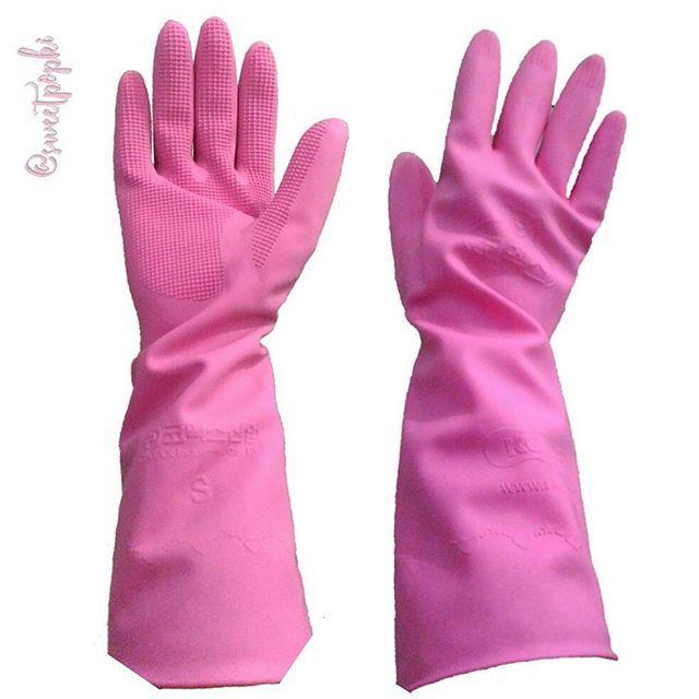 Gomujanggap Rubber Gloves Sarung Tangan Karet Berkualitas Co Untuk Kegiatan Kebersihan Cuci Piring Mengepel Lantai Membersihkan Dapur