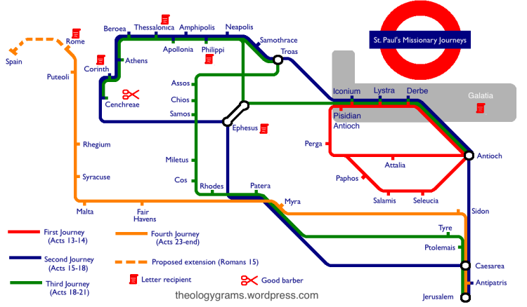 Paul Tube Map Final