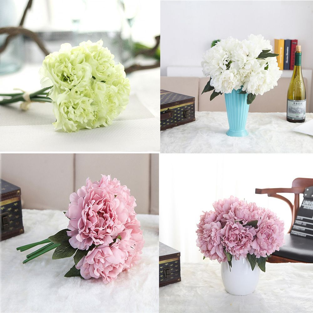 Cheap artificial flowers peony buy quality flower bouquet directly cheap artificial flowers peony buy quality flower bouquet directly from china artificial flower bouquet suppliers izmirmasajfo Choice Image