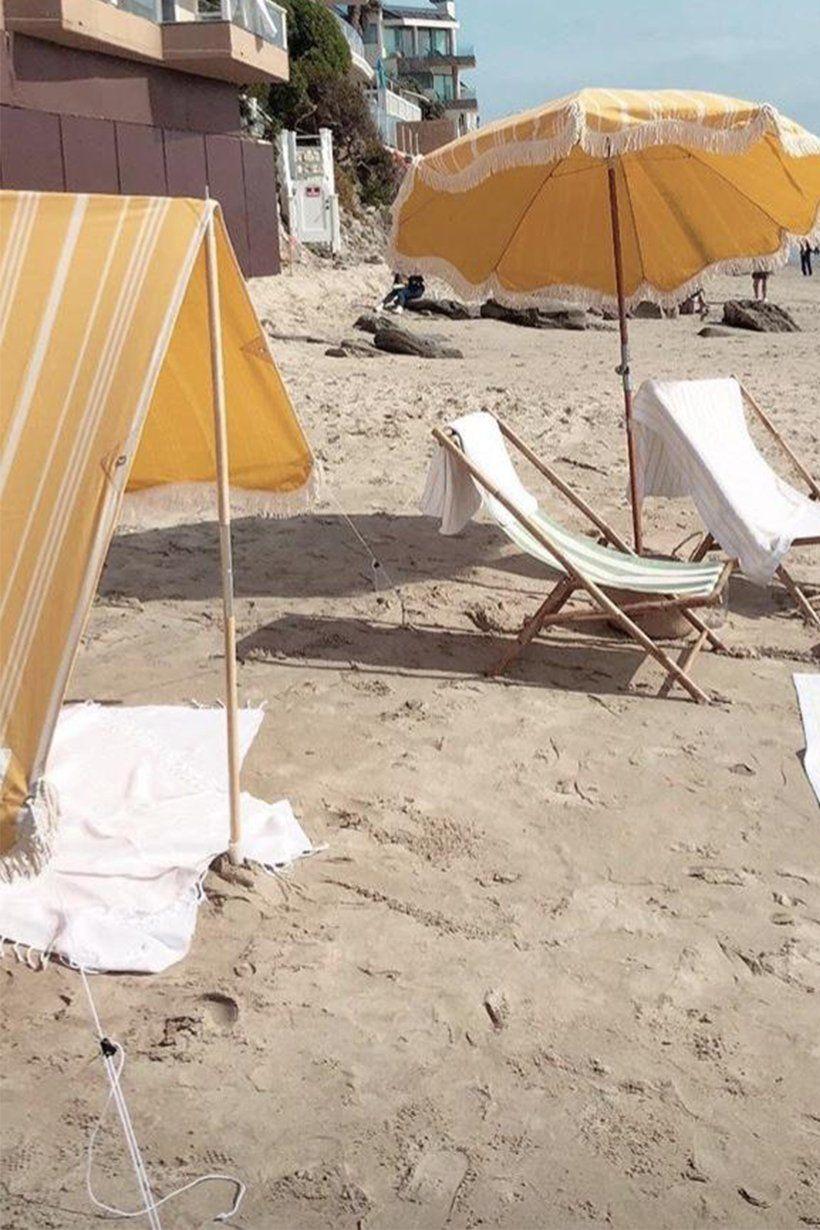 Vintage Yellow Premium Tent #yellowaestheticvintage