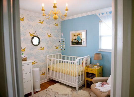 cuarto-de-bebe-varon5jpg (540×390) cuartos bebé Pinterest