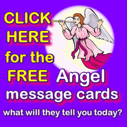 Angel Healing - Free Angel Healing Cards - Healing with the Angels