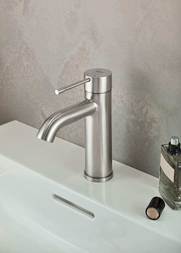Grohe Einhand Waschtischbatterie Dn 15 L Size 32628dc1 Amazonsmile Baumarkt Armaturen Armaturen Bad Badarmaturen