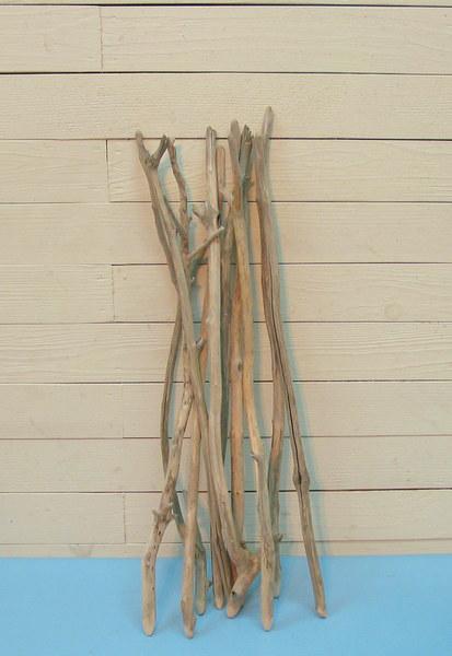 流木(細枝・小枝)10本セット   高さ 54〜56cm    太さ 元直径 約11〜18mmデスプレー用などにそのまま直ぐにご利用出来る流木素材として人気の... ハンドメイド、手作り、手仕事品の通販・販売・購入ならCreema。