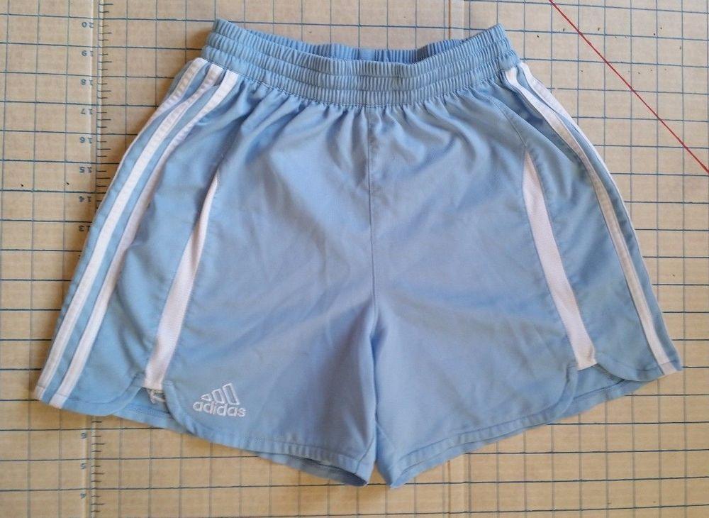 adidas light blue shorts