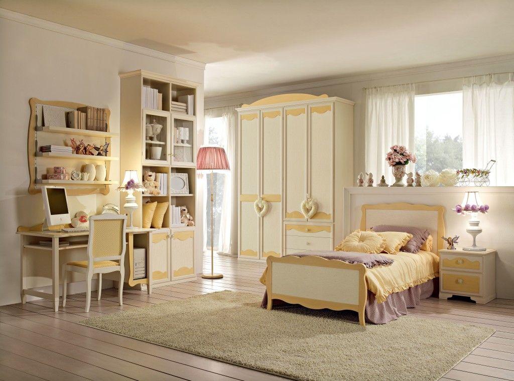 Camerette Rustiche ~ Letto singolo in pino rustico catalogo camere rustiche in legno