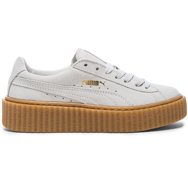 Fenty by Puma Suede Creepers ($140) </p>                     </div> <!--bof Product URL --> <!--eof Product URL --> <!--bof Quantity Discounts table --> <!--eof Quantity Discounts table --> </div> </dd> <dt class=