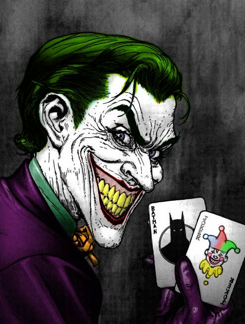 The Cards Speak for Themselves | The Joker | Pinterest ...