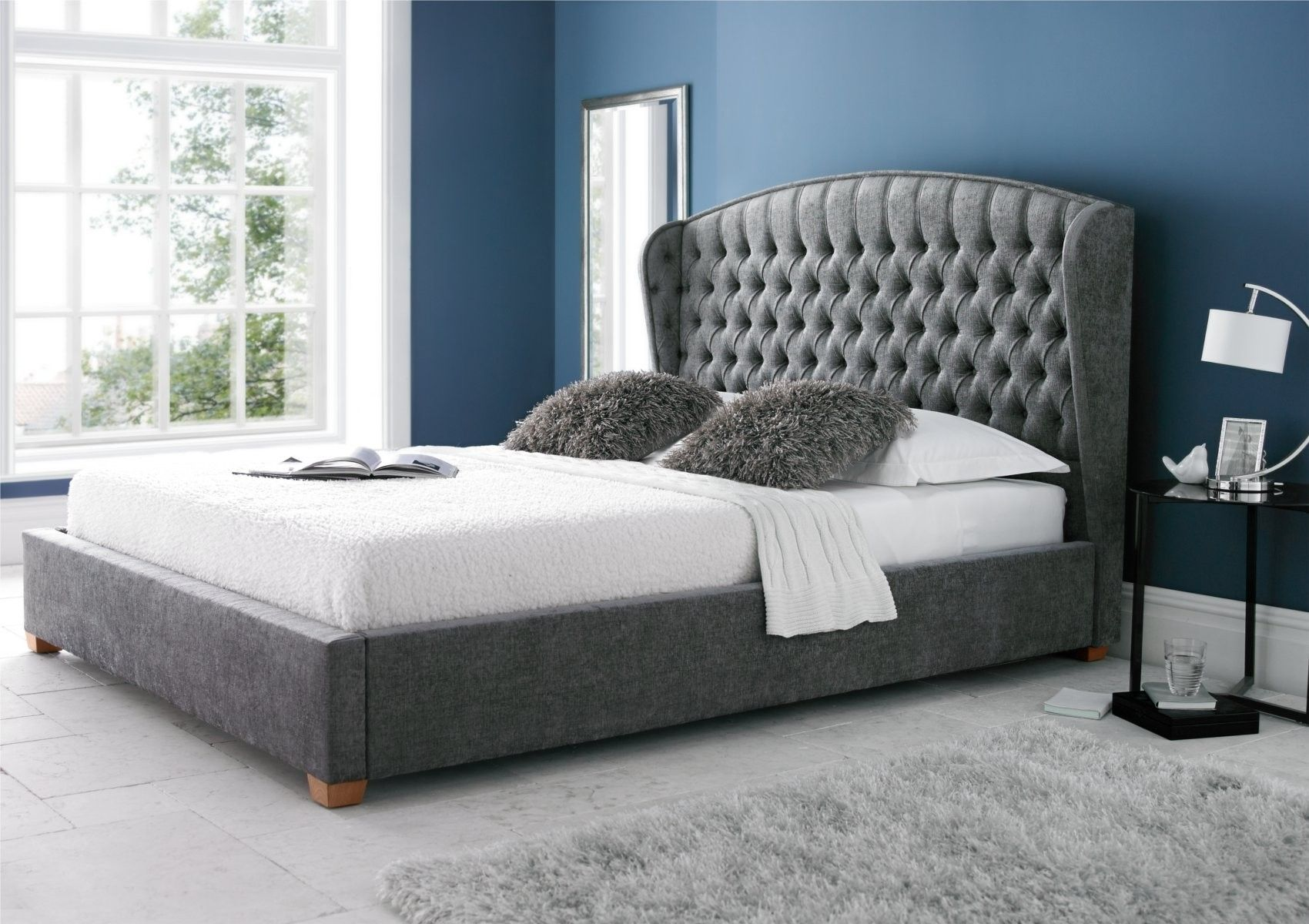 The Best King Size Bed Frame in 3  Super king size bed, Best