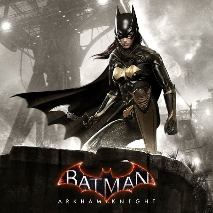 Batman Arkham Knight Season Pass Detailed Play As Batgirl